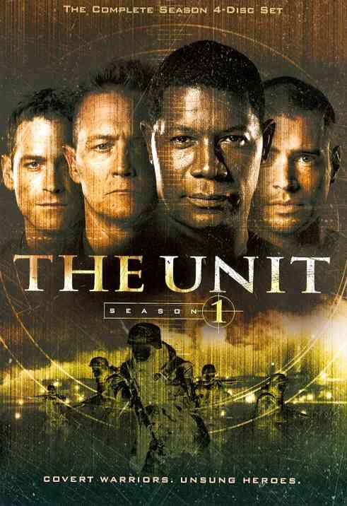 UNIT SEASON 1 BY UNIT (DVD)